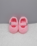 Baby+Shoes+-+Pink